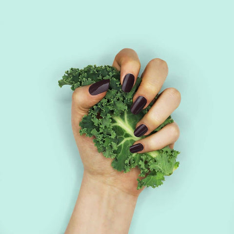 Raww - Kale'd It Nail Lacquer - Healthy Is The New Black (10ml)