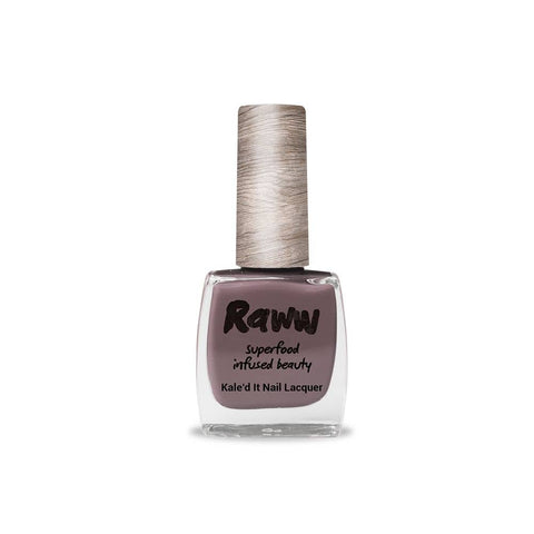 Raww - Kale'd It Nail Lacquer - I'm Going Cocoa (10ml)