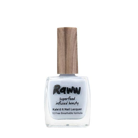 Raww - Kale'd It Nail Lacquer - Why So Blue-berry (10ml)