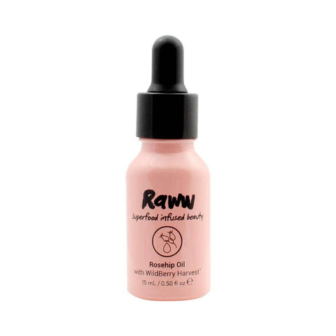 Raww - Rosehip Oil Infused with WildBerry Harvest (15ml)