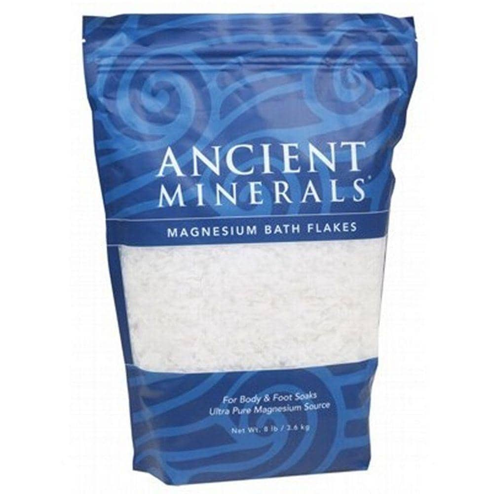 Ancient Minerals - Magnesium Bath Flakes 3.6kg