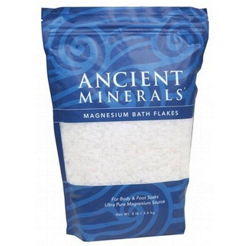 Ancient Minerals - Magnesium Bath Flakes (3.6kg)