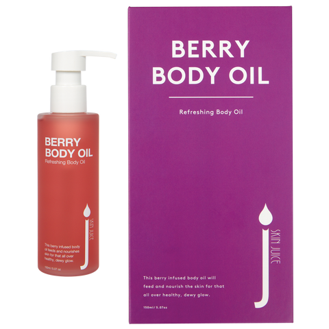 Skin Juice - Berry Body Oil (150ml)