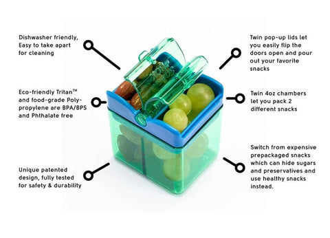 Snack In The Box Green - 235ml