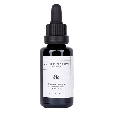 Edible Beauty - & Snowflower Illuminating Face Oil (30ml)