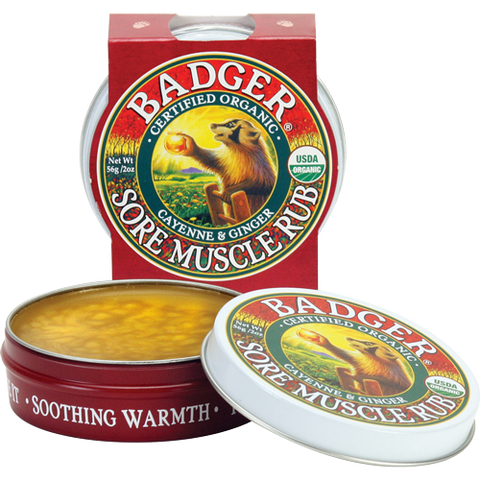 Badger - Sore Muscle Rub (56g)