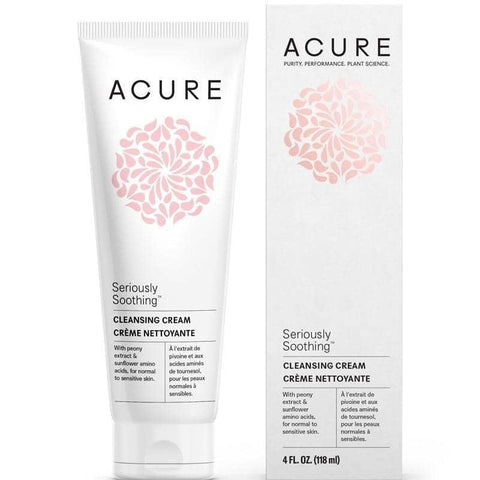 ACURE - Seriously Soothing™ - Cleansing Cream (118ml)