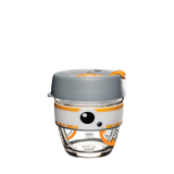 KeepCup Limited Edition Star Wars Brew Coffee Cup - BB8 (8oz)