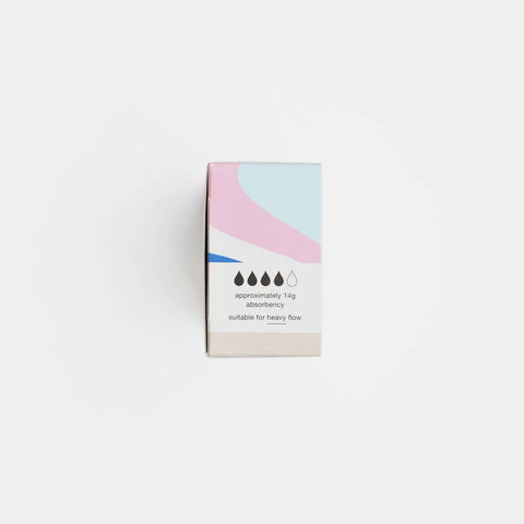 Tsuno - Organic Cotton Tampons - Super (16 pack)