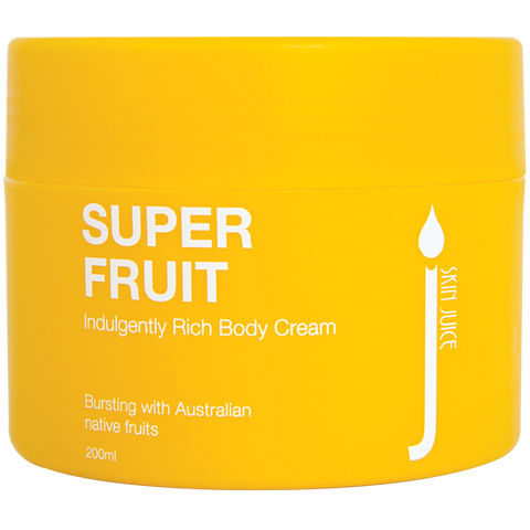 Skin Juice - Super Fruit Body Cream (200ml)