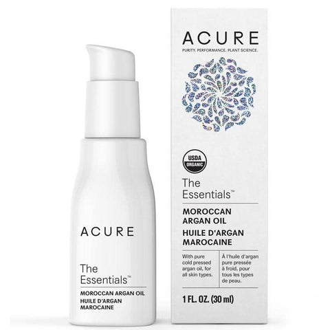 ACURE - The Essentials™ - Moroccan Argan Oil (30ml)