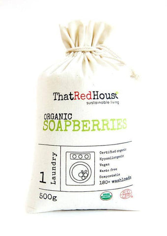 That Red House Organic Soapberries (1kg)