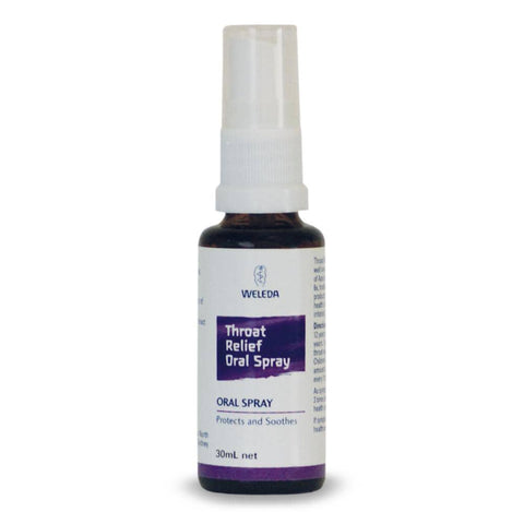 Weleda - Throat Relief Oral Spray 30ml