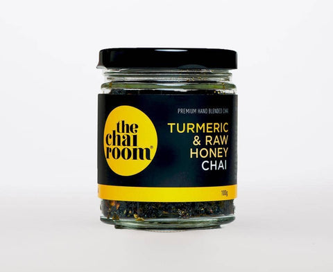 The Chai Room - Turmeric and Raw Honey Chai (100g)
