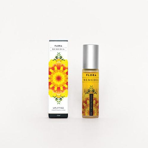 Flora Remedia - Aromatherapy Roll-on - Uplifting Oil (10ml)
