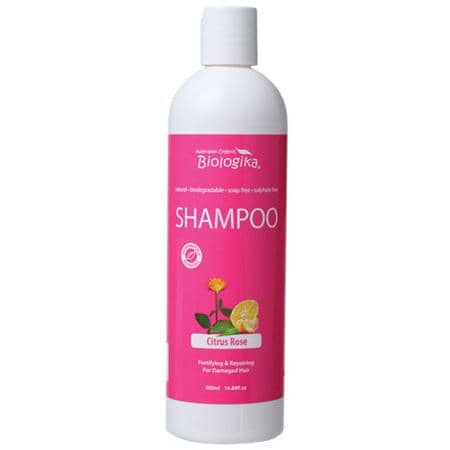 Biologika - Shampoo - Citrus Rose (500ml)
