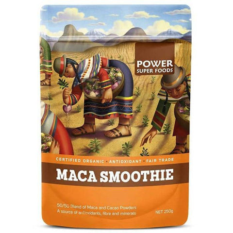 Power Super Foods - Maca Smoothie Blend (250g)
