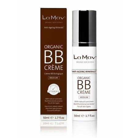La Mav - Organic BB Creme - Medium (5ml Sample)