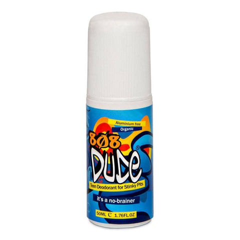 808 Dude - No More Stinky Pits Teen Deodorant (50ml)