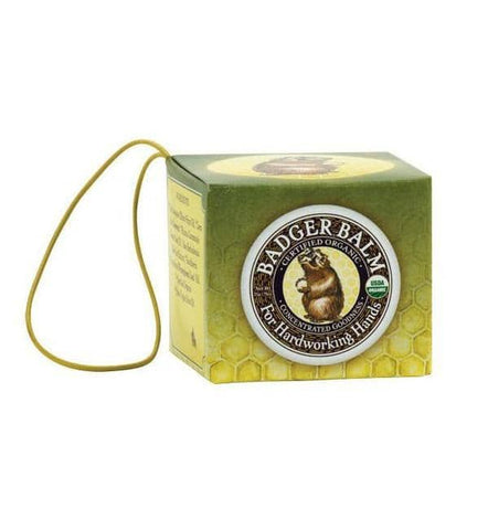 Badger - For Hard Working Hands Balm Ornament (21g)