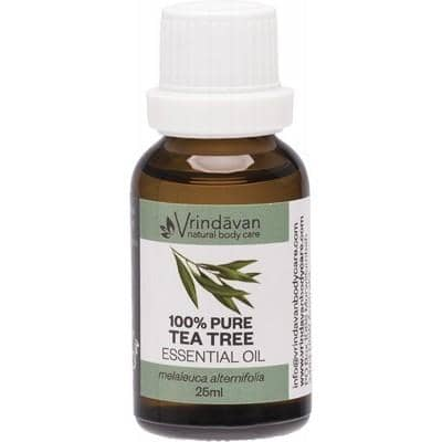 Vrindavan - 100% Pure Essential Oil - Tea Tree (25ml)