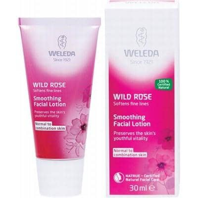 Weleda - Wild Rose Smoothing Facial Lotion (30ml)