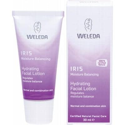 Weleda - Iris Hydrating Facial Lotion (30ml)