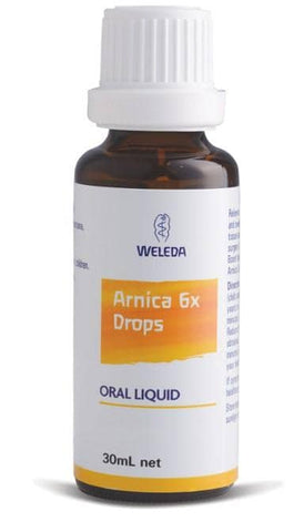 Weleda - Arnica - 6x Drops Oral Liquid (30ml)