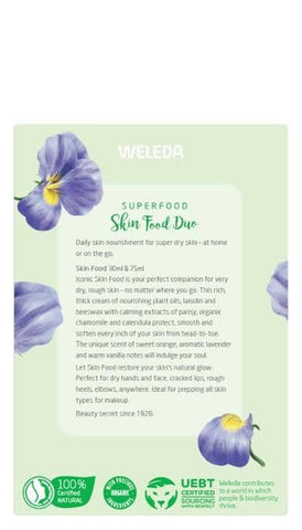 Weleda Skin food Duo Gift Set