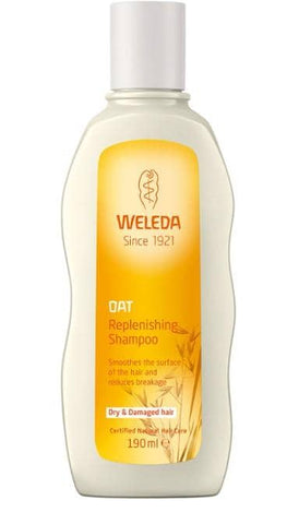 Weleda - Oat Replenishing Shampoo (190ml)