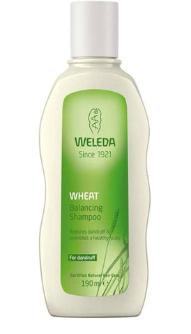 Weleda - Wheat Balancing Shampoo (190ml)