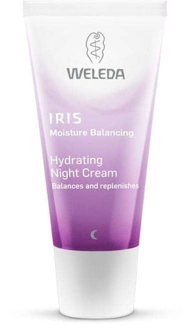 Weleda - Iris Hydrating Night Cream (30ml)