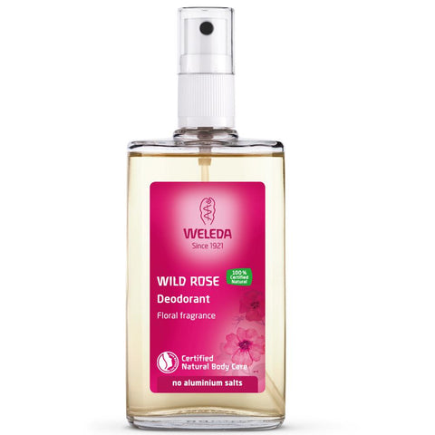 Weleda - Wild Rose Deodorant 100ml