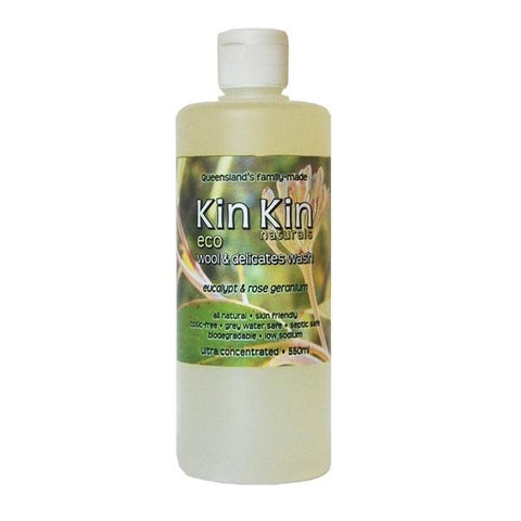 Kin Kin - Wool & Delicates Wash (550ml)