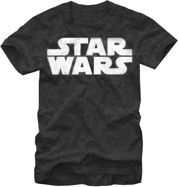 Mens Official Star Wars T-Shirt Top Size XS,S,M,L,XL - Character Direct