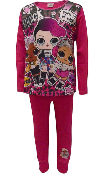 Girls LOL Surprise Pyjamas 4-10 Years - Character Direct