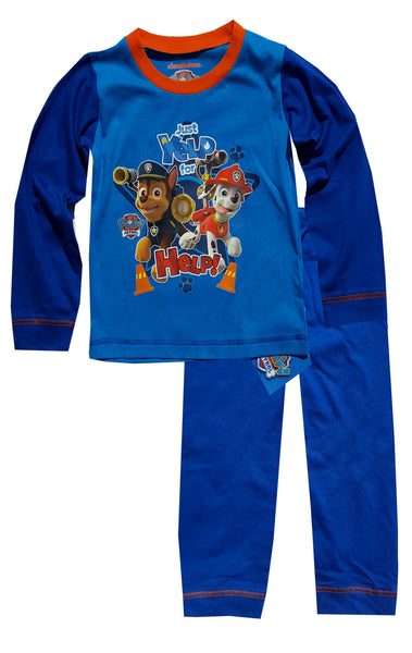 Boys Kids Official Paw Patrol Pyjamas Age 1 to 4 Years - Character Direct