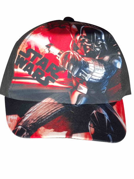 Boys Star Wars Baseball Hat Age 2-8 Years - Character Direct