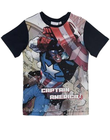 Marvel Avengers Boys Tshirt - Character Direct