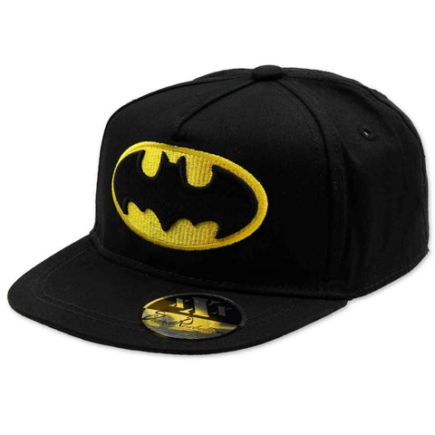 Boys Batman Hip Hop Baseball Hat Age 8-11 Years - Character Direct