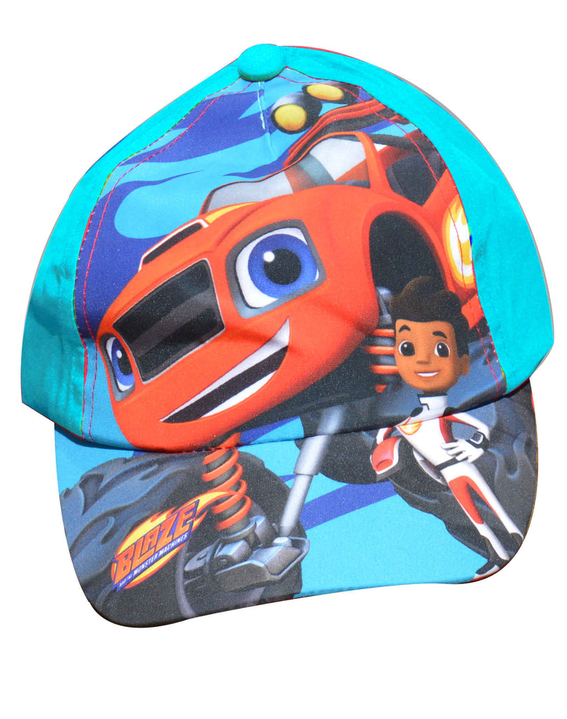 sale retailer e353f fca99 Official nickelodeon Blaze and the Monster Machine Baseball Hat Age 2- –  Character Direct