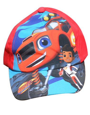 Official Fireman Sam Boys Baseball Hat Age 1 to 6 Years
