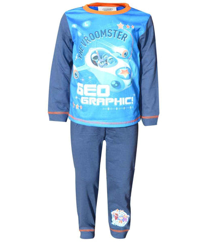 Boys Go Jetters Xuli Kyan Lars Foz Pyjamas 18M to 5 Years - Character Direct
