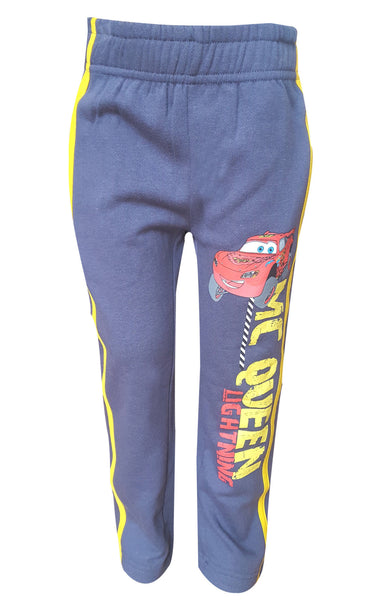 Boys Official Disney Cars Track Jogging Pant 3 to 8 Years - Character Direct