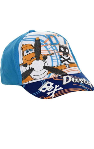 Official Boys Disney Planes Baseball Hat Age 2-8 Years