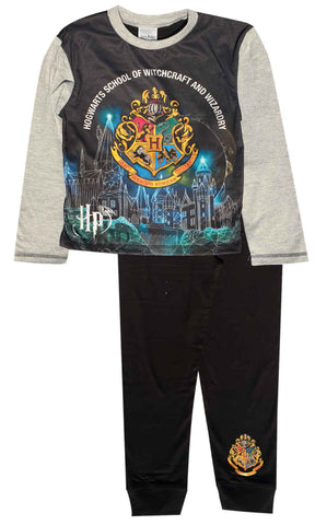 Boys Harry Potter Pyjamas 4-12 Years - Character Direct
