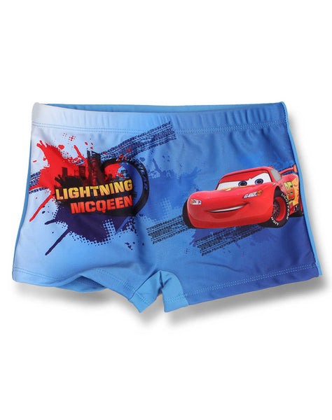 Disney Cars Boys Swim Shorts Age 2 to 8 Years - Character Direct