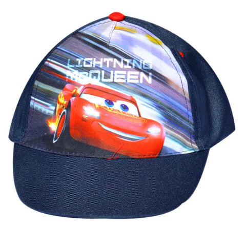 Official Disney Car Pixar Boys Baseball Hat Age 2 to 8 Years