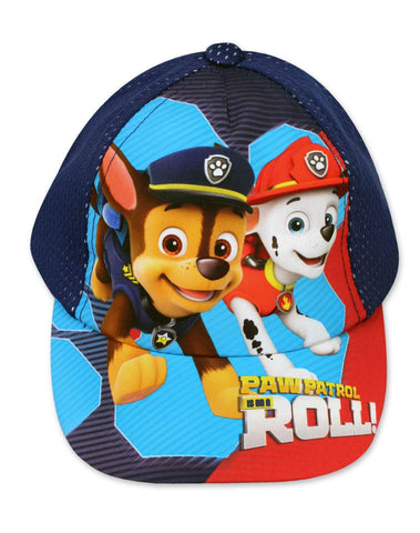 Official Paw Patrol Boys Baseball Hat Age 2 to 8 Years