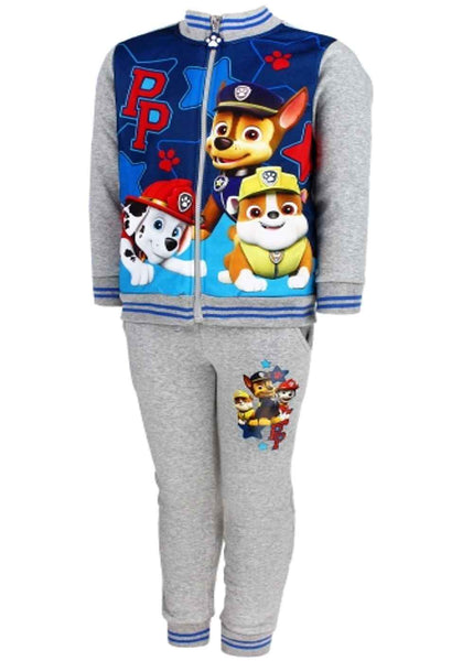 Boys Paw Patrol Tracksuit Age 3 to 8 Years - Character Direct